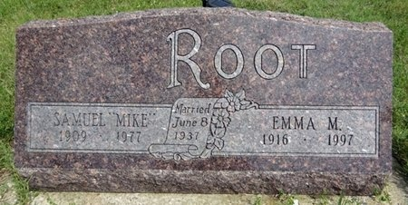 ROOT, EMMA - Haakon County, South Dakota | EMMA ROOT - South Dakota Gravestone Photos