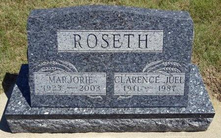 ROSETH, MARJORIE - Haakon County, South Dakota | MARJORIE ROSETH - South Dakota Gravestone Photos