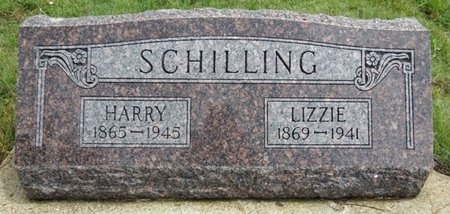 SCHILLING, LIZZIE - Haakon County, South Dakota | LIZZIE SCHILLING - South Dakota Gravestone Photos