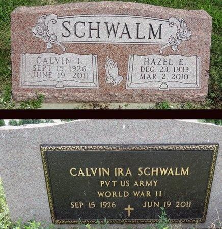 SCHWALM, CALVIN - Haakon County, South Dakota | CALVIN SCHWALM - South Dakota Gravestone Photos