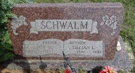 SCHWALM, LILLIAN - Haakon County, South Dakota | LILLIAN SCHWALM - South Dakota Gravestone Photos