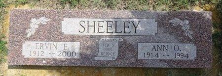 SHEELEY, ANN - Haakon County, South Dakota | ANN SHEELEY - South Dakota Gravestone Photos