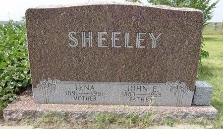 SHEELEY, TENA - Haakon County, South Dakota | TENA SHEELEY - South Dakota Gravestone Photos