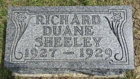 SHEELEY, RICHARD - Haakon County, South Dakota | RICHARD SHEELEY - South Dakota Gravestone Photos