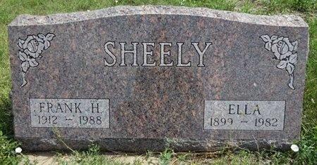 JORGENSON SHEELY, ELLA - Haakon County, South Dakota | ELLA JORGENSON SHEELY - South Dakota Gravestone Photos