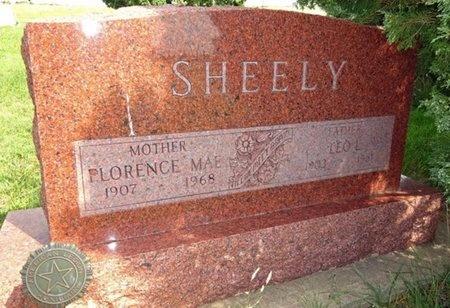 SHEELY, LEO - Haakon County, South Dakota | LEO SHEELY - South Dakota Gravestone Photos