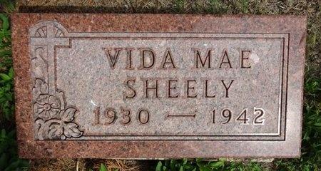 SHEELY, VIDA - Haakon County, South Dakota | VIDA SHEELY - South Dakota Gravestone Photos