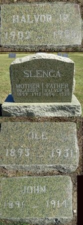 SLENGA, OLE - Haakon County, South Dakota | OLE SLENGA - South Dakota Gravestone Photos