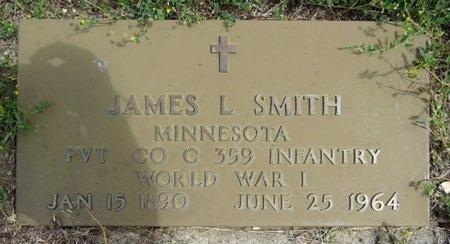 SMITH, JAMES - Haakon County, South Dakota | JAMES SMITH - South Dakota Gravestone Photos