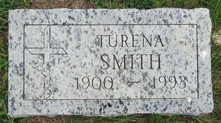 SMITH, TURENA - Haakon County, South Dakota | TURENA SMITH - South Dakota Gravestone Photos