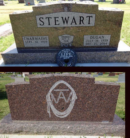 STEWART, CHARMAINE - Haakon County, South Dakota | CHARMAINE STEWART - South Dakota Gravestone Photos