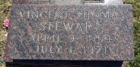 STEWART, VINCENT - Haakon County, South Dakota | VINCENT STEWART - South Dakota Gravestone Photos