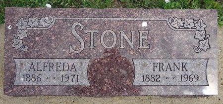 STONE, ALFREDA - Haakon County, South Dakota | ALFREDA STONE - South Dakota Gravestone Photos