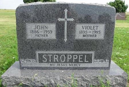 STROPPEL, JOHN - Haakon County, South Dakota | JOHN STROPPEL - South Dakota Gravestone Photos