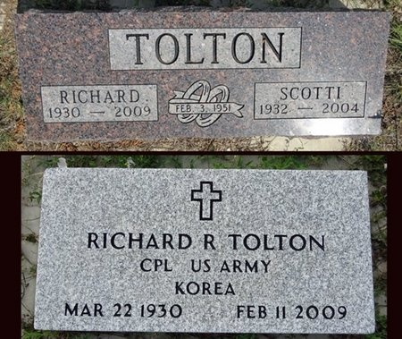 SCOTT TOLTON, SCOTTI - Haakon County, South Dakota | SCOTTI SCOTT TOLTON - South Dakota Gravestone Photos