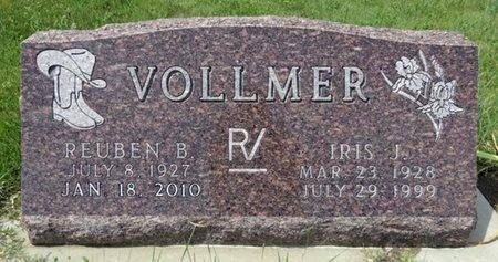 VOLLMER, REUBEN - Haakon County, South Dakota | REUBEN VOLLMER - South Dakota Gravestone Photos