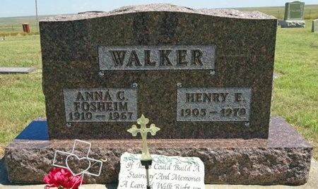 WALKER, HENRY - Haakon County, South Dakota | HENRY WALKER - South Dakota Gravestone Photos