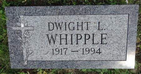 WHIPPLE, DWIGHT - Haakon County, South Dakota | DWIGHT WHIPPLE - South Dakota Gravestone Photos