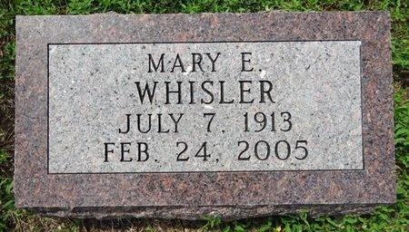 WHISLER, MARY - Haakon County, South Dakota | MARY WHISLER - South Dakota Gravestone Photos