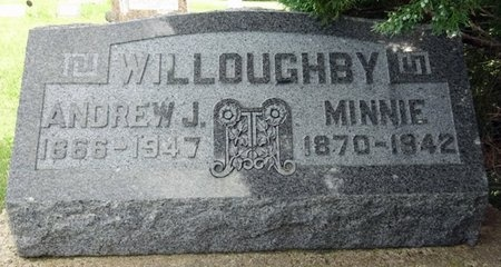 WILLOUGHBY, ANDREW - Haakon County, South Dakota | ANDREW WILLOUGHBY - South Dakota Gravestone Photos