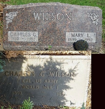 WILSON, MARY - Haakon County, South Dakota | MARY WILSON - South Dakota Gravestone Photos