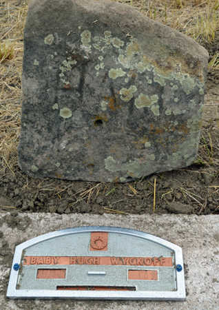 WYCKOFF, HUGH - Haakon County, South Dakota | HUGH WYCKOFF - South Dakota Gravestone Photos