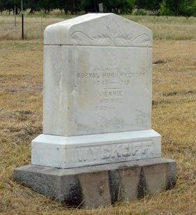 WYCKOFF, NORVAL H. - Haakon County, South Dakota   NORVAL H. WYCKOFF - South Dakota Gravestone Photos