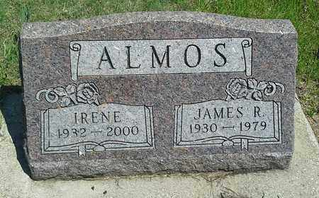 ALMOS, JAMES R - Hamlin County, South Dakota | JAMES R ALMOS - South Dakota Gravestone Photos