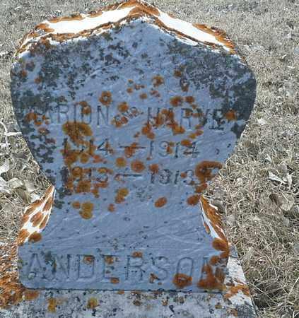 ANDERSON, MARION - Hamlin County, South Dakota | MARION ANDERSON - South Dakota Gravestone Photos