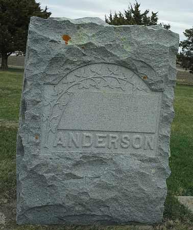 ANDERSON, CHARLES S - Hamlin County, South Dakota   CHARLES S ANDERSON - South Dakota Gravestone Photos