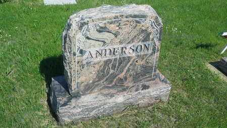 ANDERSON, FAMILY STONE - Hamlin County, South Dakota | FAMILY STONE ANDERSON - South Dakota Gravestone Photos
