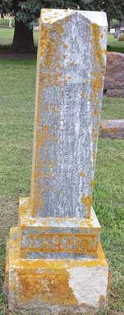 ANDERSON, JENS - Hamlin County, South Dakota | JENS ANDERSON - South Dakota Gravestone Photos