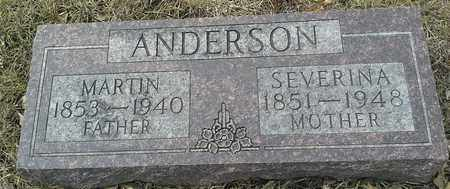ANDERSON, MARTIN - Hamlin County, South Dakota | MARTIN ANDERSON - South Dakota Gravestone Photos