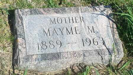 ANDERSON, MAYME  M - Hamlin County, South Dakota | MAYME  M ANDERSON - South Dakota Gravestone Photos