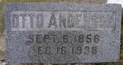 ANDERSON, OTTO - Hamlin County, South Dakota | OTTO ANDERSON - South Dakota Gravestone Photos