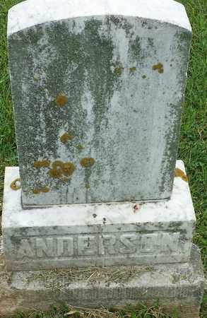 ANDERSON, UNREADABLE - Hamlin County, South Dakota | UNREADABLE ANDERSON - South Dakota Gravestone Photos