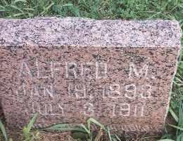 ANDREWS, ALFRED M - Hamlin County, South Dakota   ALFRED M ANDREWS - South Dakota Gravestone Photos