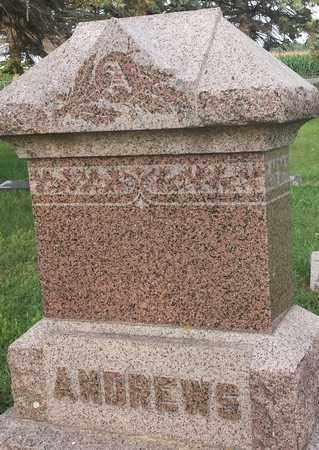 ANDREWS, FAMILY STONE - Hamlin County, South Dakota | FAMILY STONE ANDREWS - South Dakota Gravestone Photos