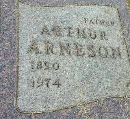 ARNESON, ARTHUR - Hamlin County, South Dakota | ARTHUR ARNESON - South Dakota Gravestone Photos