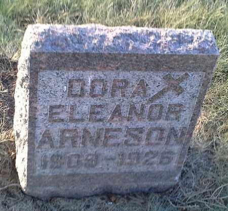 ARNESON, DORA ELEANOR - Hamlin County, South Dakota   DORA ELEANOR ARNESON - South Dakota Gravestone Photos