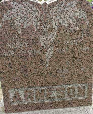 ARNESON, HENRY - Hamlin County, South Dakota | HENRY ARNESON - South Dakota Gravestone Photos