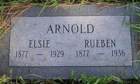ARNOLD, RUEBEN - Hamlin County, South Dakota | RUEBEN ARNOLD - South Dakota Gravestone Photos