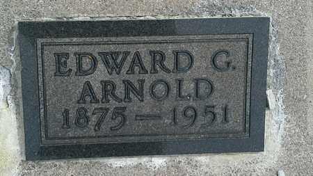 ARNOLD, EDWARD G - Hamlin County, South Dakota | EDWARD G ARNOLD - South Dakota Gravestone Photos