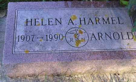 HARMEL ARNOLD, HELEN A. - Hamlin County, South Dakota   HELEN A. HARMEL ARNOLD - South Dakota Gravestone Photos