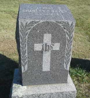 BAYER, CHARLES S - Hamlin County, South Dakota   CHARLES S BAYER - South Dakota Gravestone Photos