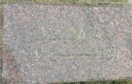 BEKKE, HILDA - Hamlin County, South Dakota   HILDA BEKKE - South Dakota Gravestone Photos