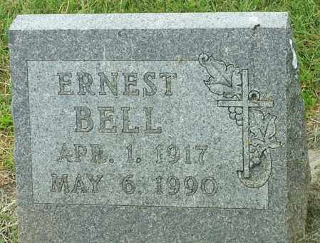 BELL, ERNEST - Hamlin County, South Dakota | ERNEST BELL - South Dakota Gravestone Photos
