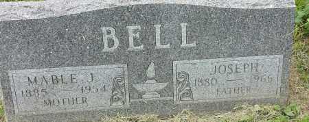 BELL, JOSEPH - Hamlin County, South Dakota | JOSEPH BELL - South Dakota Gravestone Photos