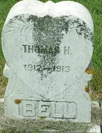BELL, THOMAS H - Hamlin County, South Dakota | THOMAS H BELL - South Dakota Gravestone Photos