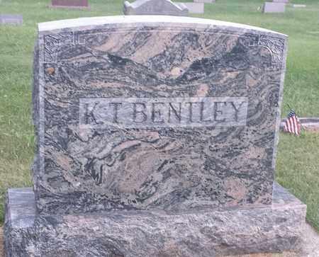BENTLEY, K T FAMILY STONE - Hamlin County, South Dakota | K T FAMILY STONE BENTLEY - South Dakota Gravestone Photos